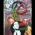 Malcolm X Beaded Necklace